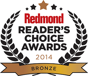 Redmond 2014 Third Party Readers' Choice Awards