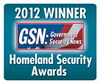 2012年受賞者: Government Security News - Homeland Security Awards