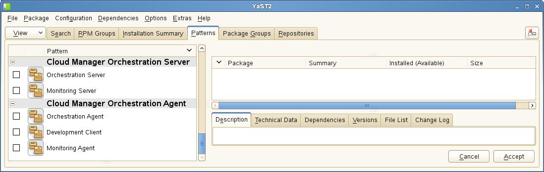 NetIQ Documentation: NetIQ Cloud Manager Installation and Upgrade