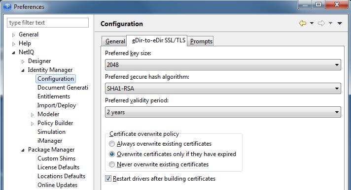 NetIQ - NetIQ Designer for Identity Manager Administration Guide