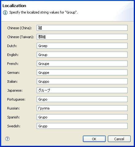 Localizing Provisioning Objects - NetIQ Identity Manager