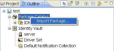 Creating the Driver in Designer - NetIQ Identity Manager Null