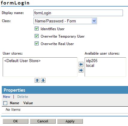 NetIQ Documentation: NetIQ Access Manager 3 2 SP3 Identity