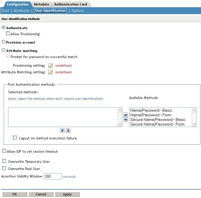 NetIQ Documentation: NetIQ Access Manager 4 0 SP1 Identity Server