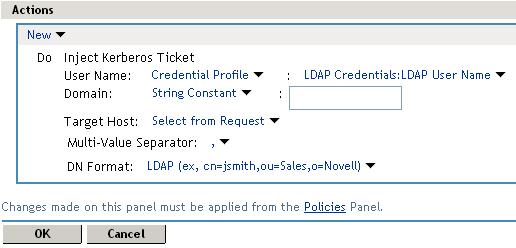NetIQ Documentation: NetIQ Access Manager 4 0 SP1 Policy
