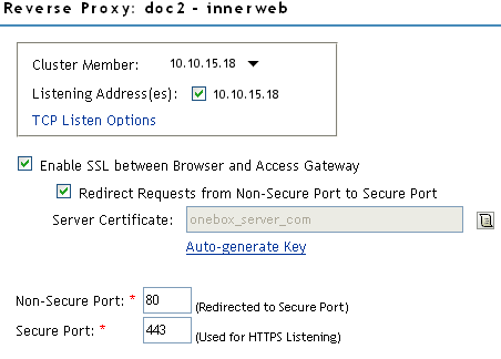 NetIQ Documentation: NetIQ Access Manager Appliance 4 0 SP1