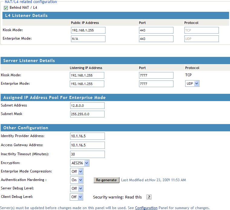 NetIQ Documentation: NetIQ Access Manager Appliance 4 0 SSL