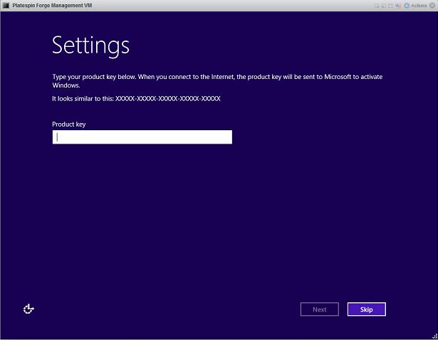 windows 2012 product key activation