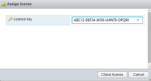 vmware esxi 6.5 license key