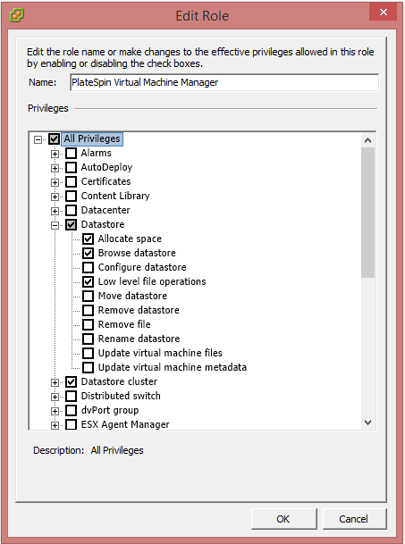 Configuring PlateSpin Migrate Multitenancy on VMware - PlateSpin ...