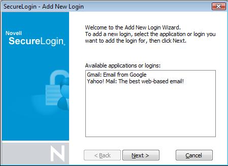NetIQ Documentation: Novell SecureLogin Administration Guide