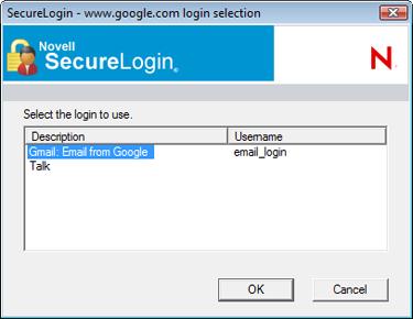 Novell Doc: Novell SecureLogin Application Definition Guide - Commands