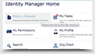 Identity Manager Home Demo