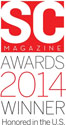 SC Magazine 2014 SC Readers Trust Award