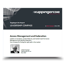 KuppingerCole Report: Leadership Compass, Access Management and Federation